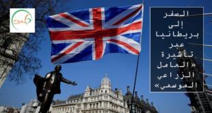 فيزا العامل الموسمي إلى بريطانيا