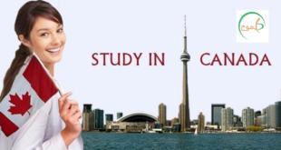 تصريح الدراسة في كندا
